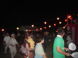 盆踊り♪ その2(過去の夏祭り)