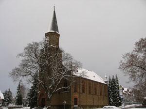 Kirche Biskirchen