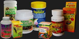 Beispiel Calcium-Produkte