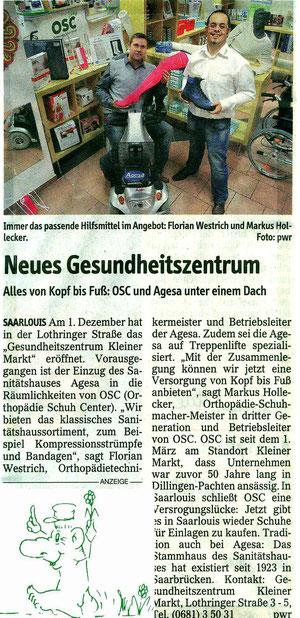 Wochenspiegel Dezember 2011