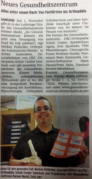 Wochenspiegel Dezember 2012