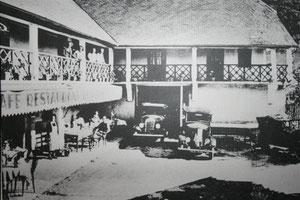le gîte l'ardoisière en 1936