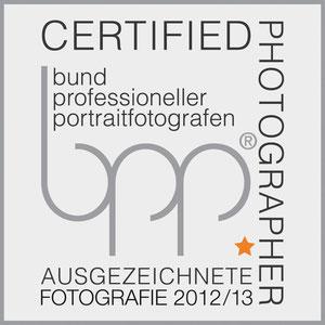 Fotostudio Lichtecht, bpp, auszeichnung