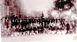 Gründungsfoto 1928