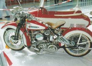 Harley Baujahr 1942