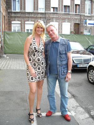 Kéty Lucy et Herbert Léonard 2010