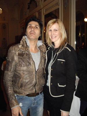 Kéty Lucy et Jean-Luc Lahaye 2010