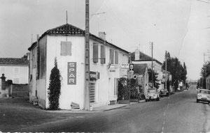 Café épicerie - Années 60