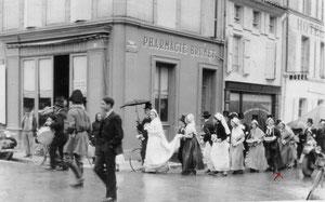 1937 La noce est allée jusqu'à Jarnac