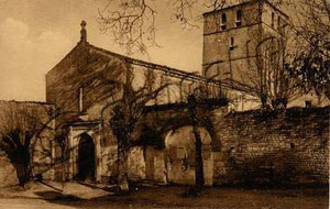 Eglise de Chassors