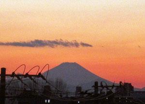 富士山 2011.1.4