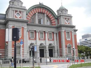 大阪市公会堂