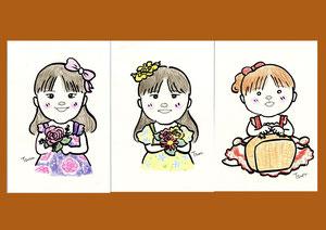 桑田家3姉妹