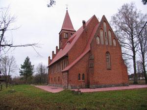 2009 г  Тимофеево - Sandkirchen  кирха