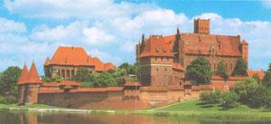 Marienburg Общий вид 1999