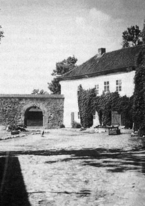 фото 1938 г.вид со двора