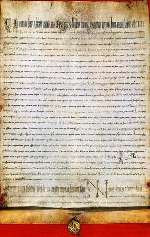 Золотая булла кайзера Фридриха II 1226 г.