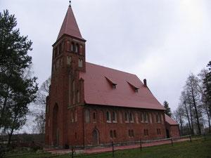 2009 г  Тимофеево - Sandkirchen  кирха - рпавославный храм