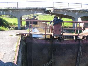 2009 г Топлакен - Толпаки старый мост и шлюз