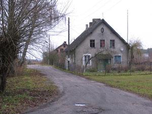 2009 г  Тимофеево - Sandkirchen  деревенская улица