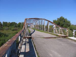 2009 г Топлакен - Толпаки старый мост через Прегель