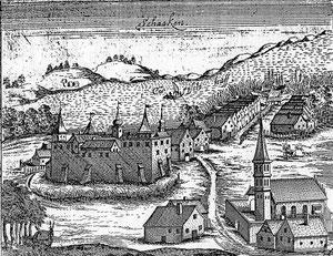 замок Шаакен рис Хартноха