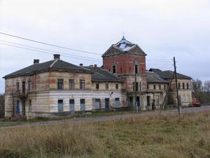 2009 г 11 нояб  Красный Яр - Parnehnen имение.