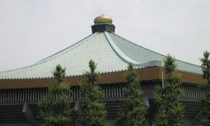 武道館(設計:山田守)1564年