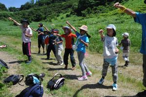 ユニオン村スタンツ練習