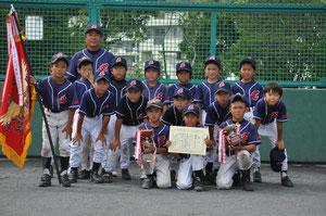 2011年度屏風ヶ浦大会優勝