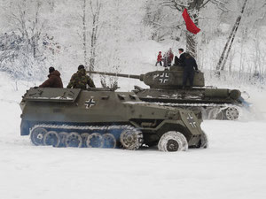 OT-810 und T-34