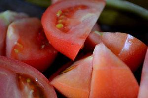無農薬野菜 無肥料 トマト