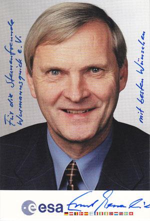 Ernst Messerschmidt (in der Sternwarte ausgestellt)