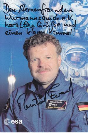 Reinhold Ewald (in der Sternwarte ausgestellt)