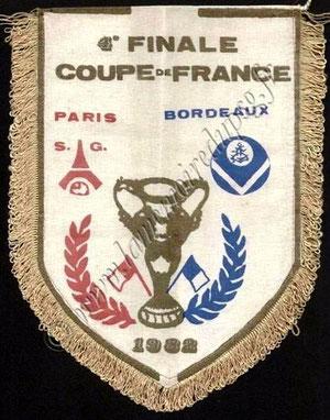 1982-04-16  PSG-Bordeaux (Demi-Finale Aller CF)