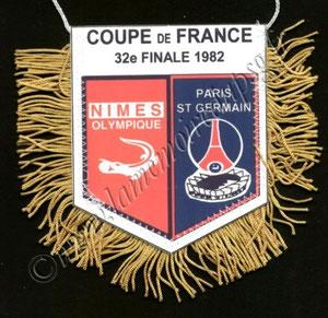 1982-03-16  Noeux les Mines-PSG (16ème Aller CF)