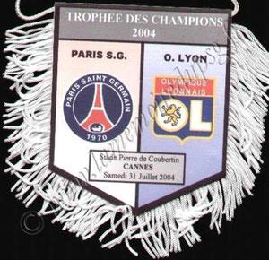 2004-07-31  Lyon-PSG (Trophée des champions, Collection Jacques)
