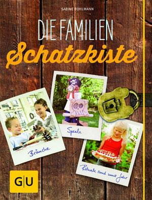 Die Familienschatzkiste hat ein neues Cover bekommen - was mich sehr freut!