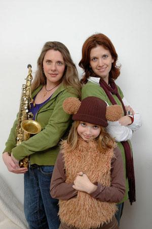 Carolyn Breuer (Musik), Sabine Bohlmann (Text), Pauli (Erdbär)
