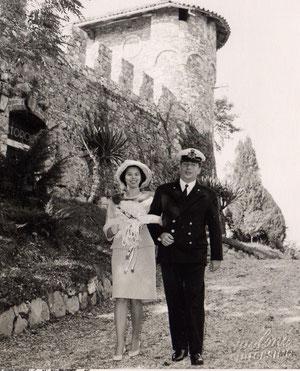 Il giorno del matrimonio.1964