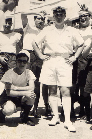 Capo Mitraglia N. Canapo 1965