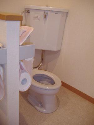 幼児専用トイレ