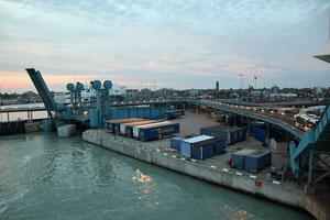 Hafen von Trelleborg