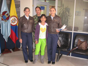 RECIBIMIENTO EN LA FUERZA AÉREA COLOMBIANA.BOGOTÁ D.C.  http://www.fac.mil.co/index.php?idcategoria=30497&facmil_2007=6ac450afe2e023fcf26a8dfcb26f6b0a