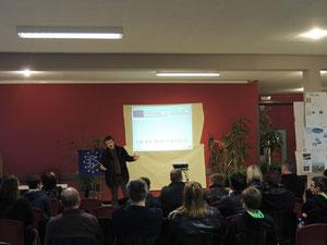 Introduction par M Coppe, directeur a.i.