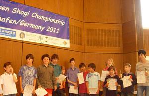 Offenes Internationales Jugendturnier U18