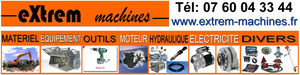 Logo société EXTREM MACHINES