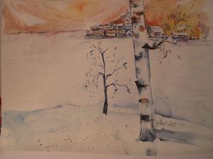 Zell am See, Winter