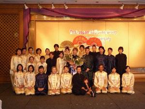 2009年3周年記念演武会