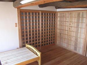 2階 蔵寝室